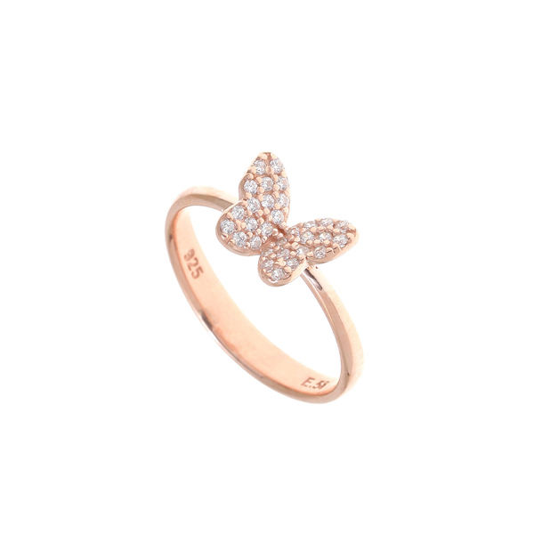 e2d4ca125 Gregio Iris Butterfly Ring - toots.love