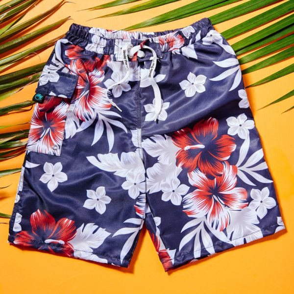 Horsley Bros Tribal x Tropical Mahalo Boardies