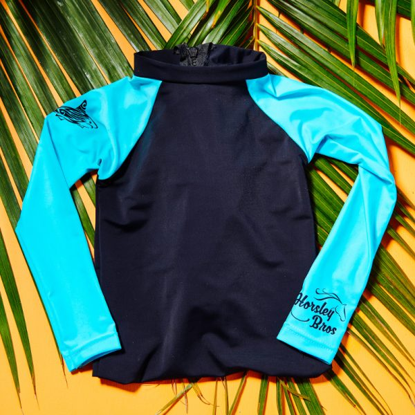 Horsley Bros Tribal x Tropical Mano/Shark Rashvest
