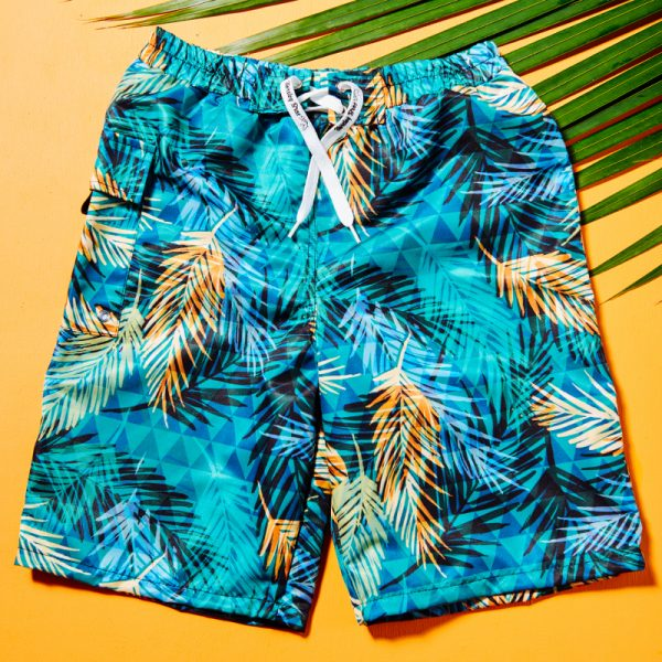 Horsley Bros Tribal x Tropical Motu Nui Boardies