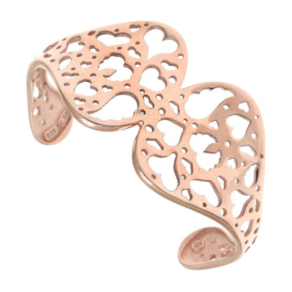 Gregio Fos Rose Gold Angel Cuff