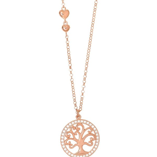 Gregio Zoe Tree of Life Necklace