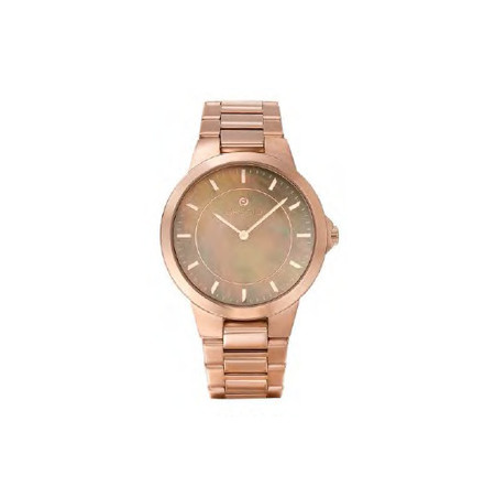 Gregio Rose Gold Mother of Pearl, Quartz Movement, Stainless Steel Watch