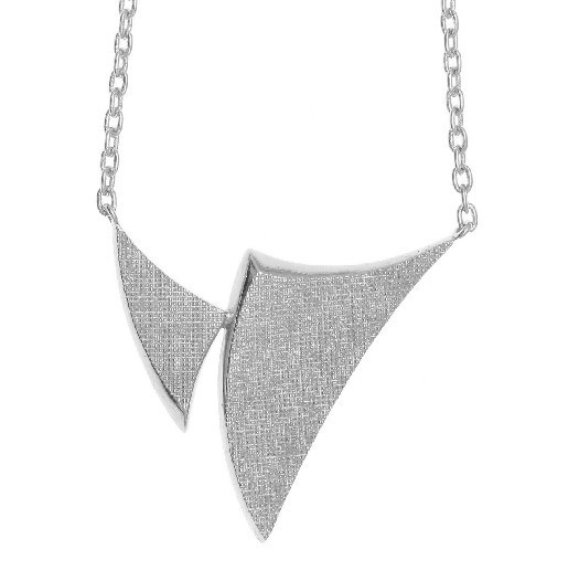 Gregio Kyma Silver Necklace