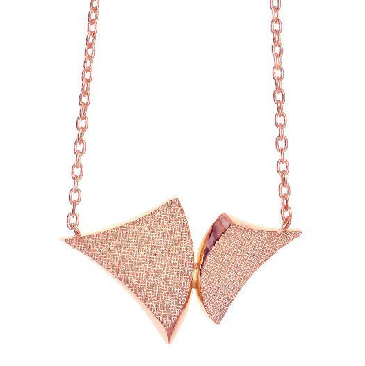 Gregio Kyma Rose Gold Necklace
